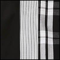 Black/Morgan/Stripe