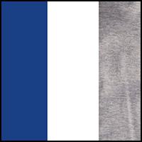 White/Grey/Blue