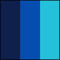 Royal Blue/Navy/Teal