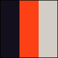 Navy/Orange/Grey