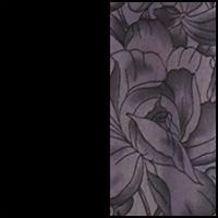 Flower Print/Black