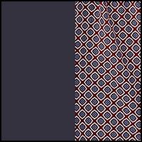 Geometric Print/Grey