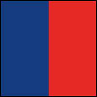 Racecar Red/So Blue