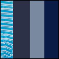 Turq/Midnight/Blue
