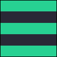 Chlorophylle/Navy Blue