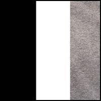 White/Black/Gray