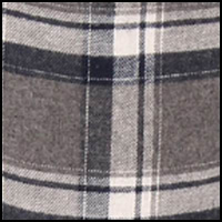 Masthead Plaid/Grey
