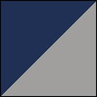 Grey Heather/Navy