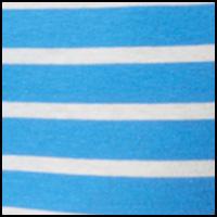 Blue/Nevis/Gold Stripe