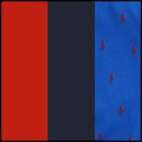 Red/Royal/Navy