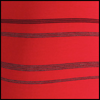 Chief Stripe Red