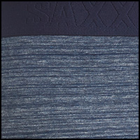 Navy Marble Heather