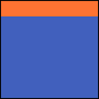 Cobalt/Academy/Orange